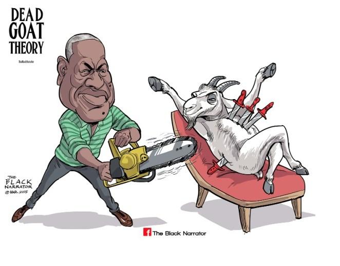 dead goat mahama