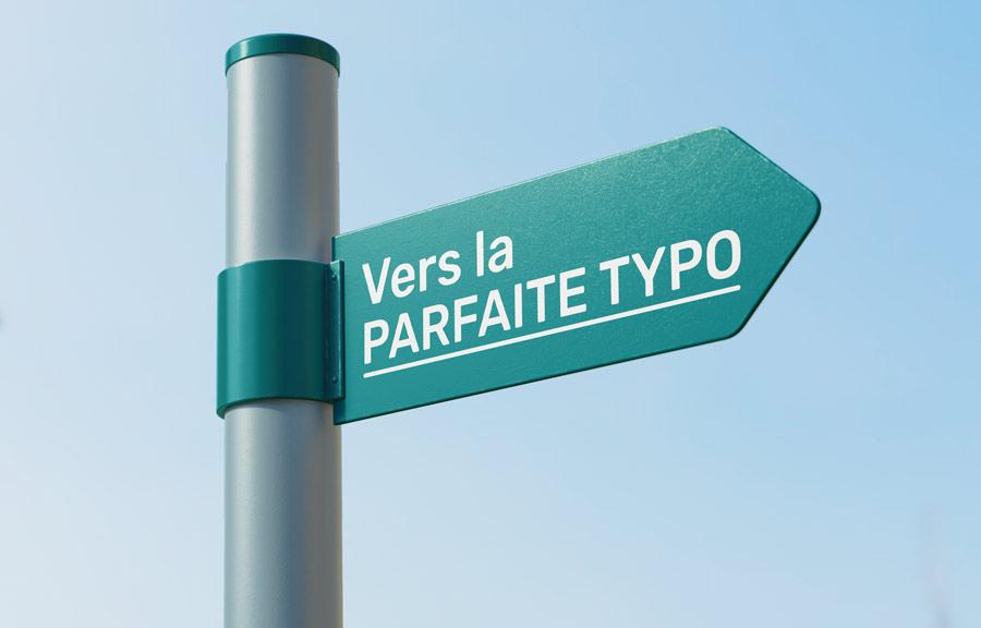 Choisir la parfaite typo pour une signalétique lisible et impactante