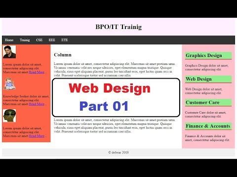Css Tutorial Graphic Art Design