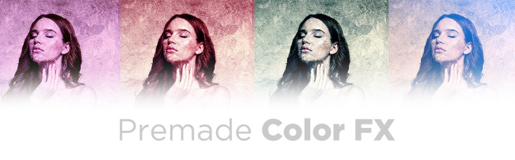 Free Photoshop Action Canvas Painting