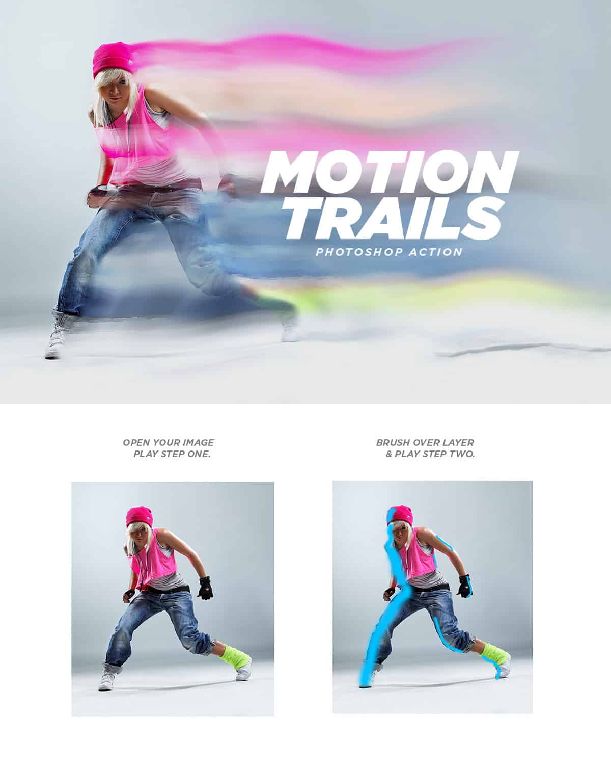 Motion Trail Effect