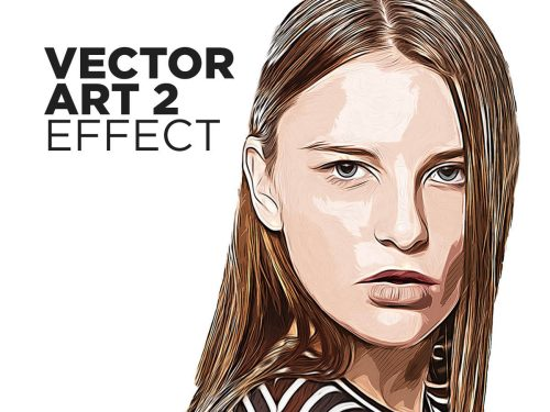 Vector Art Photo Effect 2