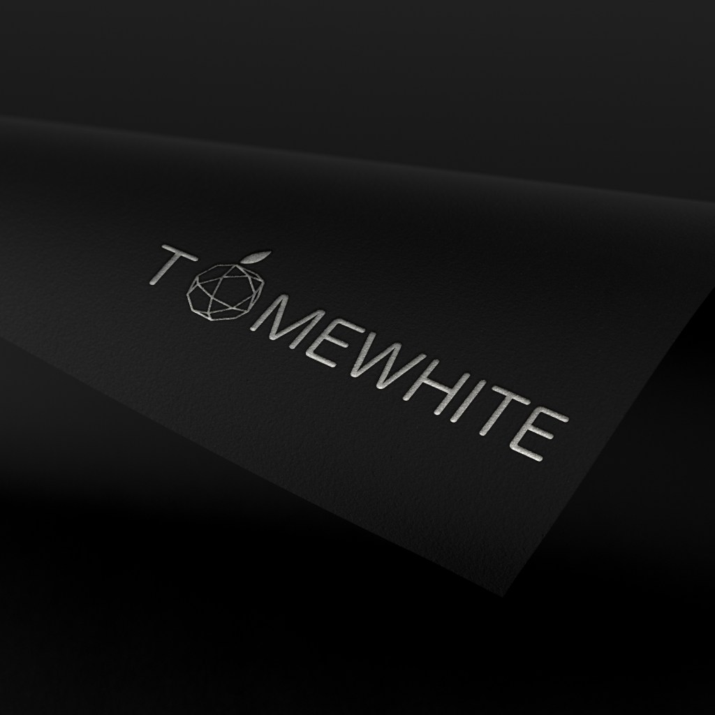 Logo Design Tome White