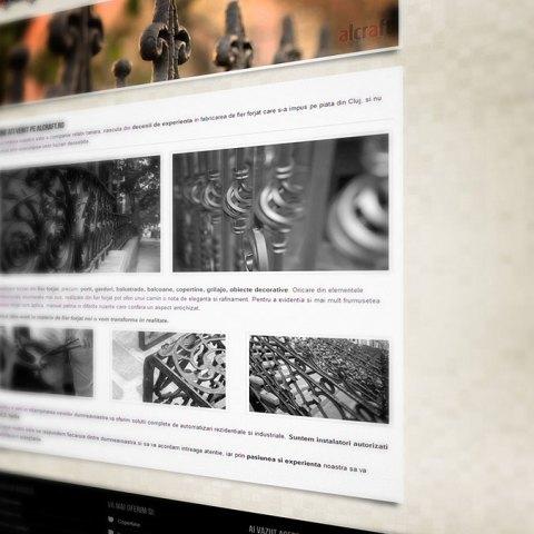 Alcraft Web Design