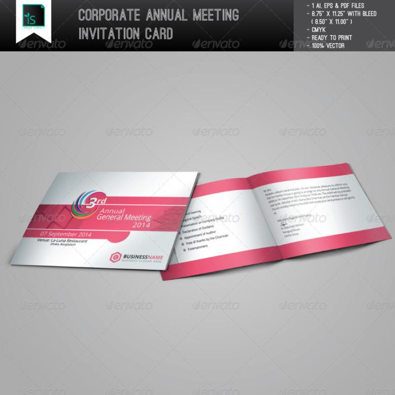 creative meeting invitation letters