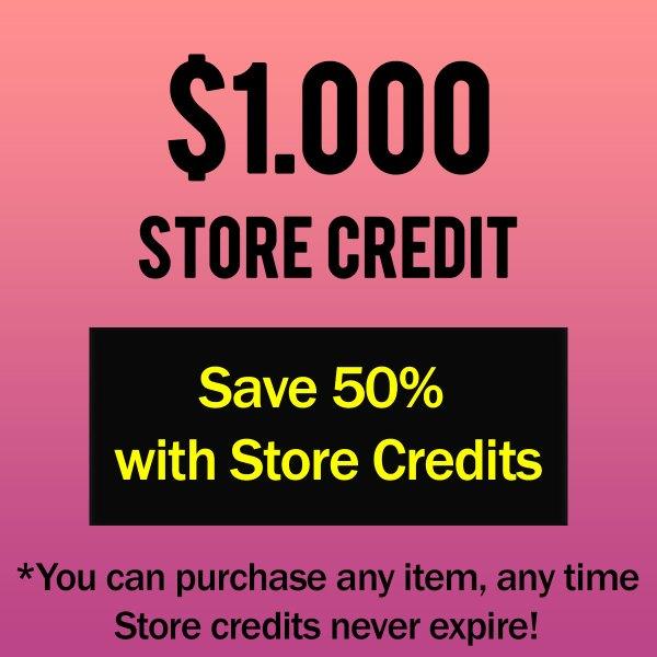 Account Credits