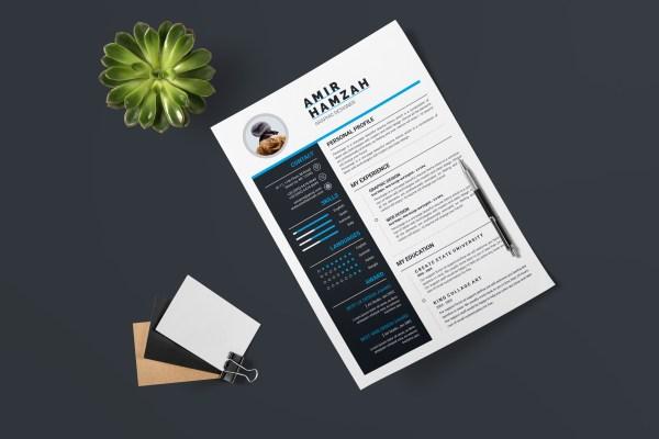 Impressive Resume Design