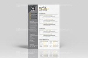 Creative Resume CV Templates