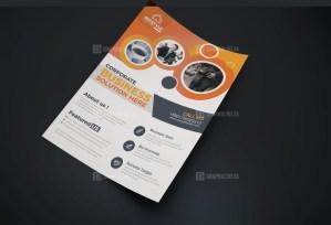 Sleek Business Flyer Templates
