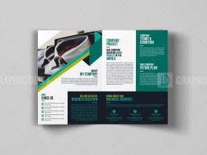 Creative Bi-Fold Booklet Template