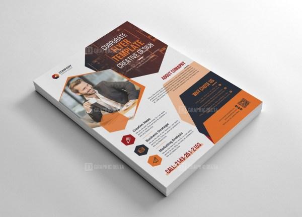 Business Premium Flyer Templates