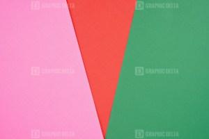 Geometric composition photo