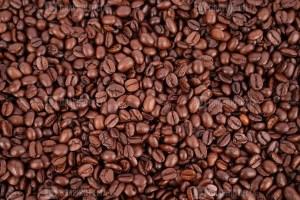 High quality coffee beans photo