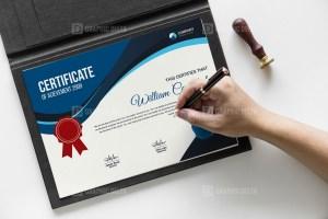 Doctor Certificate Template