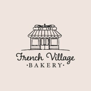 French Village Logo Design Belfast