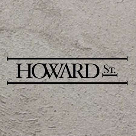 Howard Street Logo Design