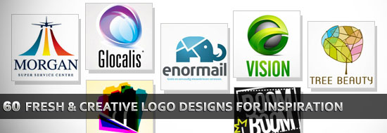 Post image of 60 Fresh and Creative Logo Designs for Design   Inspiration