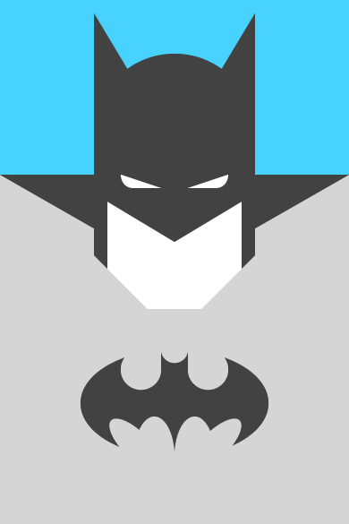 Batman Illustration