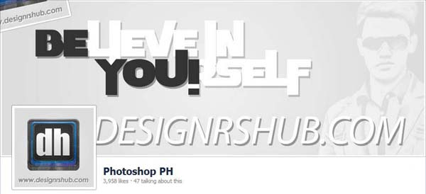 Designer Hub Facebook Timeline Cover
