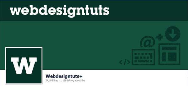 Webdesigntuts Facebook Timeline Cover