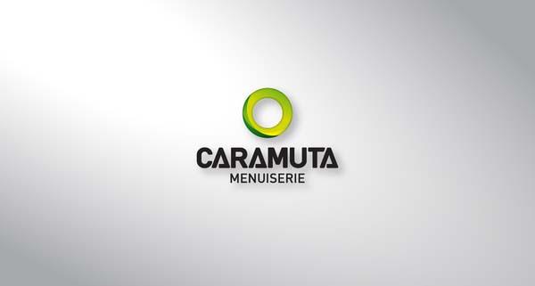 Caramuta brand identity logo design