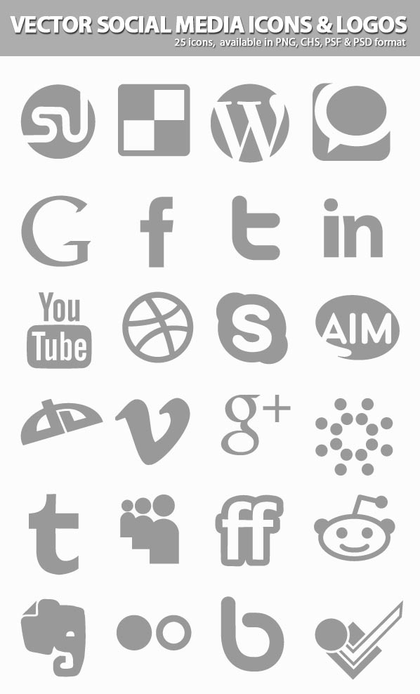 Free Vector Icons Pack 13