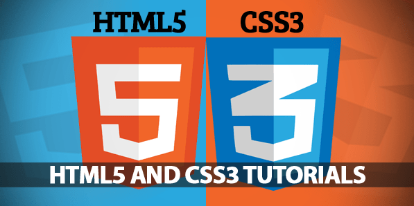 35 HTML5 and CSS3 Tutorials For Designers