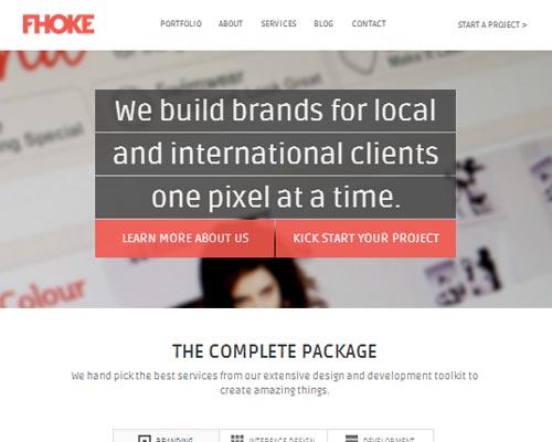 Inspiring HTML5 Web Design  - 39