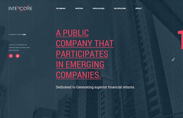 css3 websites design 30 fresh examples web design graphic