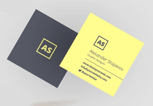 22 mini square business card psd templates design mixed sign 22 mini square business card psd templates design colourmoves