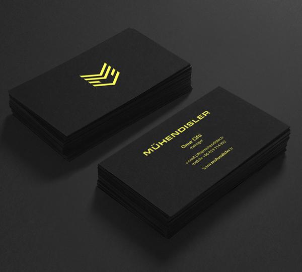 Branding: Muhendisler - Business Card