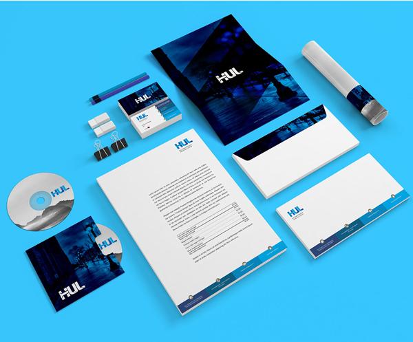 Branding: HUL - Stationary Items