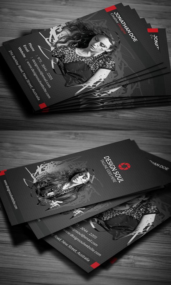 26 Plantillas modernas de tarjetas presentación - Diseño listo para ...