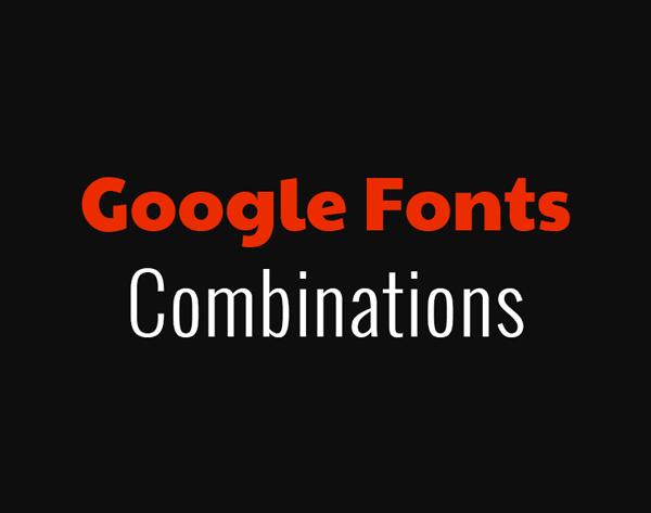 Google Fonts Free Fuente