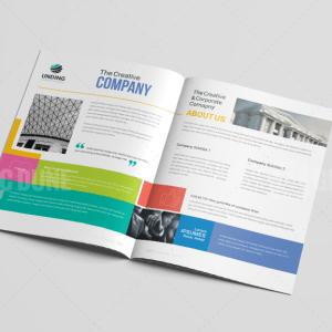 Elegant Corporate Brochure Template