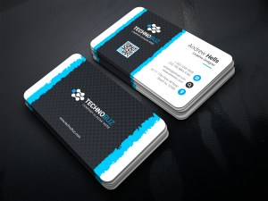 Moonstone Classy Corporate Card Template