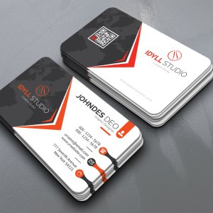 Impressive Name Card Templates