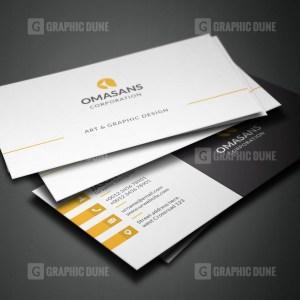 PSD Transport Business Cards
