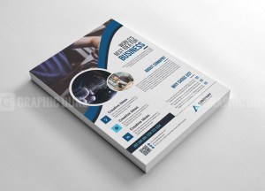 Corporate Creative Flyer Templates