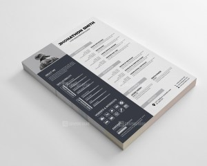 Resume CV Design Template