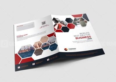 Elegant Corporate Folders