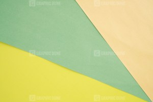 Green and yellow color geometric background