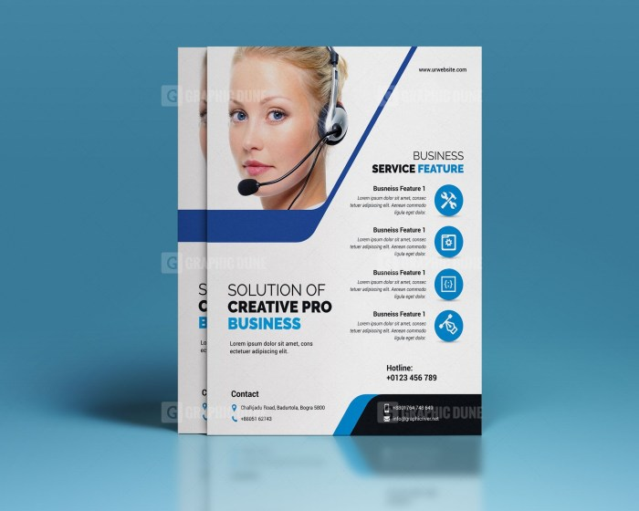PSD Professional Corporate Flyer