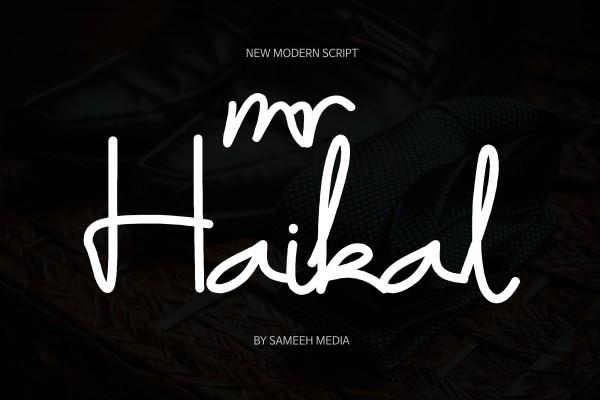 Mr_Haikal 01