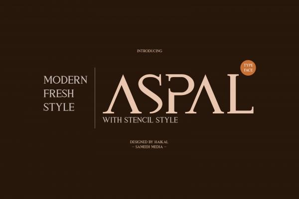 Aspal 1