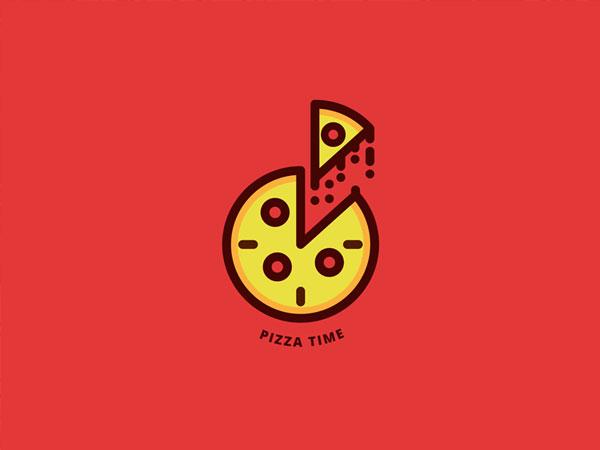 30 Newest Amp Creative Pizza Logo Design Ideas