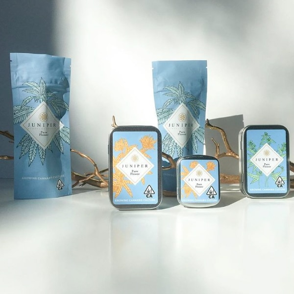 Juniper Packaging Design