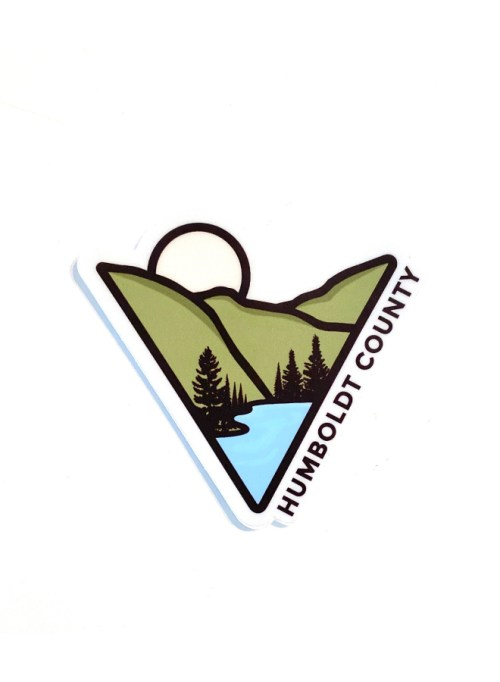 Humboldt County Sticker