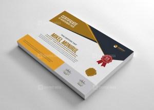 Elegant Achievement Certificate