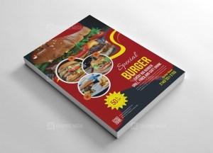 Creative Food Flyer Template
